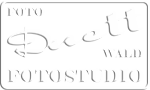 Fotostudio in Schramberg Foto Duett Wald Logo weiss